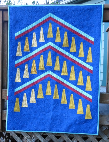 Jingle Dress Quilt